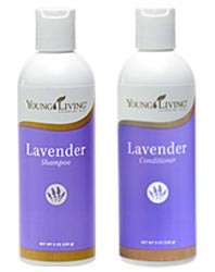 Art Lavender Volume shampoo and conditioner