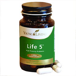 Life 5 essential oil