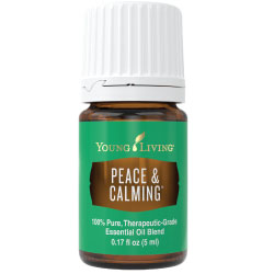 Peace & Calming essential oil