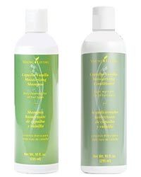 Copaiba Vanilla Shampoo and Conditioner